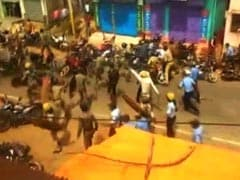 Bengal BJP Activists Take Out Bike Rally Despite Ban, Clash With Police
