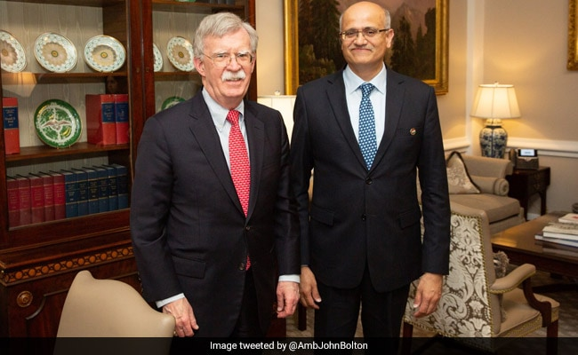 US Stands Shoulder-To-Shoulder With India On Terror: Official