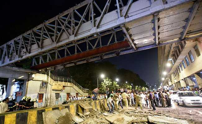 'Over 40 People May Have Fallen When Mumbai Bridge Collapsed': Eyewitness