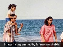 Fatima Sana Shaikh Shares Throwback Pic From The Sets Of <i>Chachi 420</i>, Featuring Tabu
