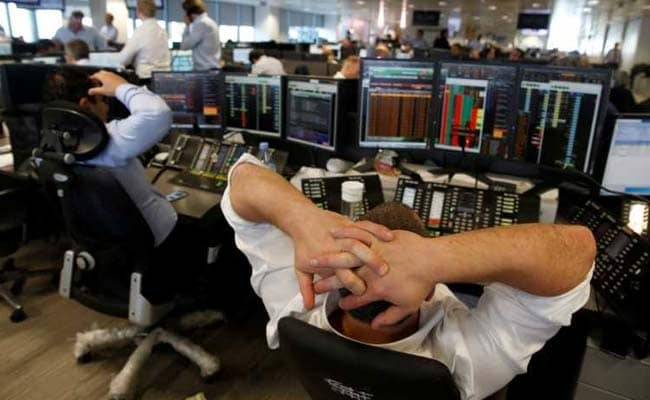 Sensex Slumps Over 350 Points, Nifty Ends At 11,354 On Fears Of Recession In US