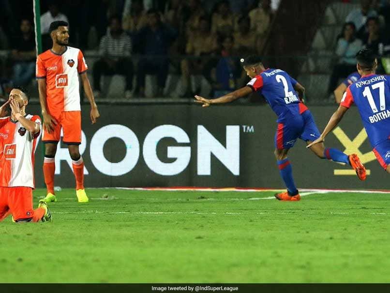 ISL 2018-19: Bengaluru FC Beat FC Goa 1-0 In Extra Time To Win Maiden Title