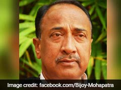 Veteran Odisha Leader Bijoy Mohapatra Returns To BJP Four Months After Exit