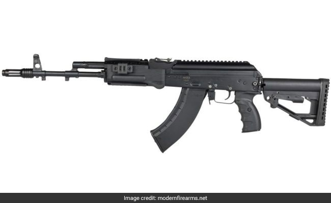 At UP Factory, Kalashnikov To Make Successor To The Iconic AK-47