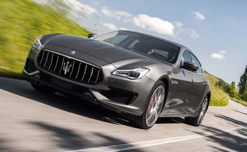 2019 Maserati Quattroporte Launched In India Prices Start