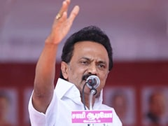 "MK Stalin Accuses AIADMK Of ""Creating Confusions"" Over Civic Elections"
