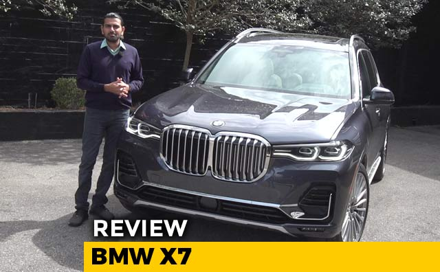 Video : All-New BMW X7 Review