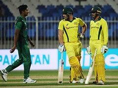 2nd ODI: Fantastic Aaron Finch Punishes Pakistan In Australia's Win