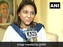 Priya Dutt's U-Turn On Polls 2 Months After Writing To Rahul Gandhi