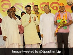 Former Odisha Police Chief Prakash Mishra Joins BJP Ahead Of Elections