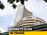 Video : Sensex, Nifty Plunge On Weak Global Cues; Banking, Metal Stocks Worst Hit