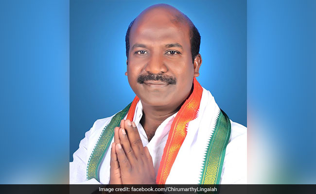 Another Congress Lawmaker In Telangana To Join KCR's Party