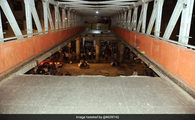 बारिश में इस बार मुंबई के लोगों को होगी परेशानी, BMC ने 29 फुट ओवर ब्रिज तोड़ने का दिया है आदेश