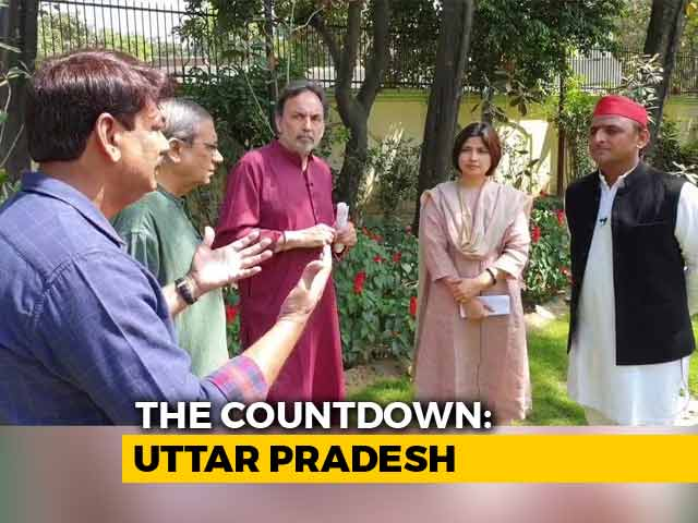 The Countdown With Prannoy Roy: The Missing Women Voters In UP