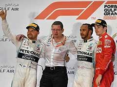Lewis Hamilton Wins Bahrain Grand Prix After Charles Leclerc Heartbreak