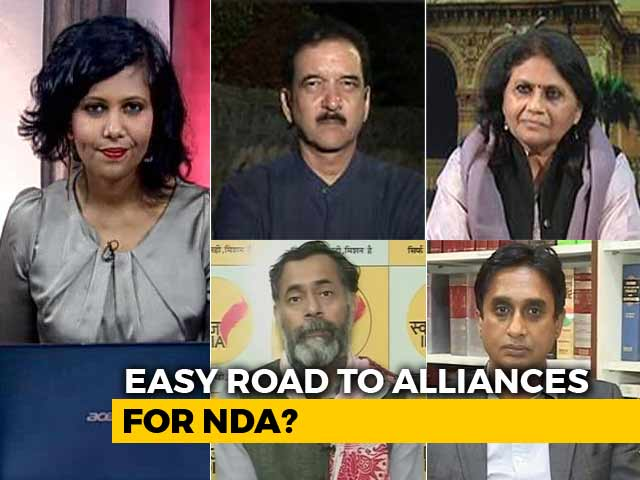 Video : Easier Road To Alliances For NDA?