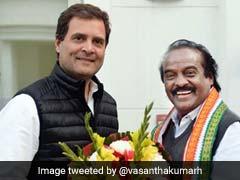 Congress Candidate For Kanyakumari Declares Assets Of 412 Crores