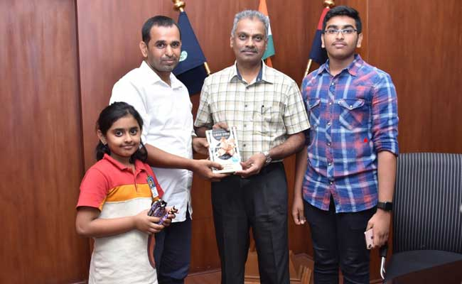 9-Year-Old Girl Donates Savings To Chennai Police For Setting Up CCTVs