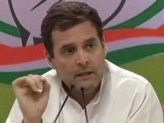 """Powerful, Ground-Breaking"": Rahul Gandhi's Big Election Promise For Poor"