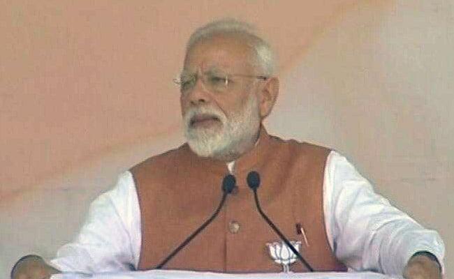 'जमीं हो, आसमां हो, या फिर अंतरिक्ष.. सर्जिकल स्ट्राइक का साहस इसी चौकीदार ने दिखाया', PM मोदी की 10 खास बातें