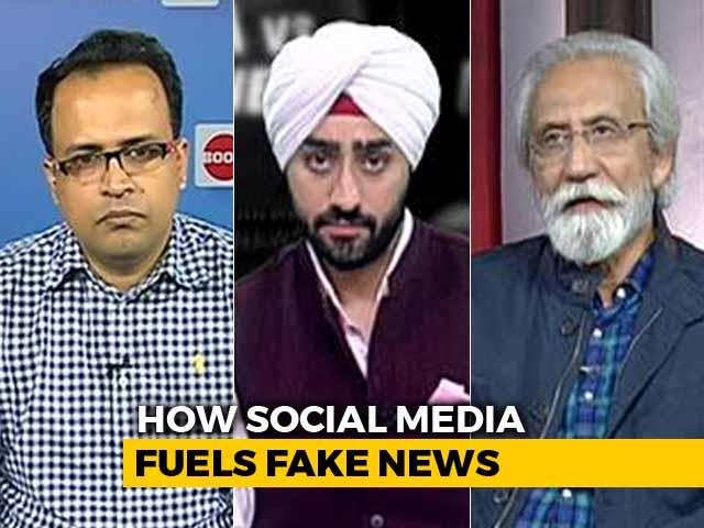 Video : Checking Historical Fake News