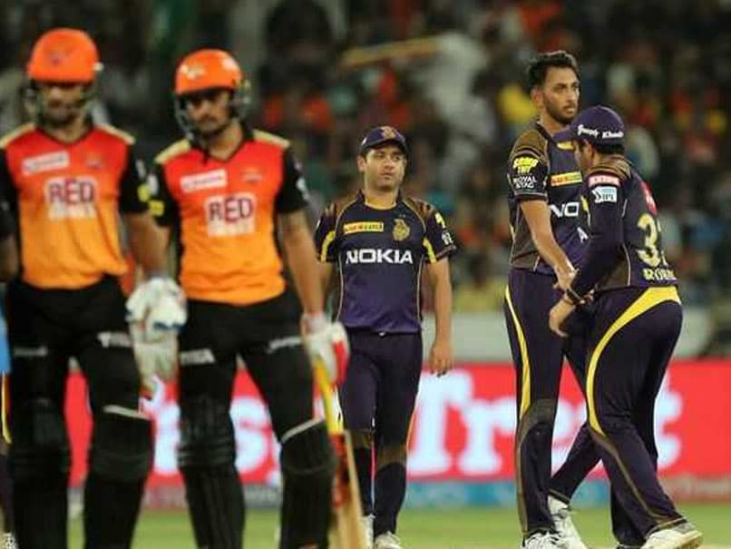IPL 2019, KKR vs SRH: When And Where To Watch Live Telecast, Live Streaming