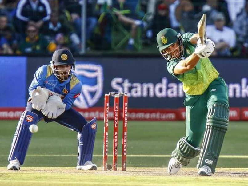Aiden Markram Helps South Africa Clean Sweep Sri Lanka In ODI Series