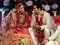 Akash Ambani, Shloka Mehta's Dazzling Wedding: See Pictures