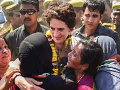 "What Makes Priyanka Gandhi Vadra ""Most Happy"" About Congress NYAY Scheme"