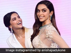 Anisha Padukone's Post On Deepika Padukone In Wax Is Every Sister Ever