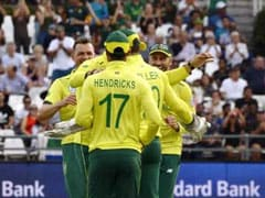 1st T20I: South Africa Beat Sri Lanka In Super Over After Thrilling Tie