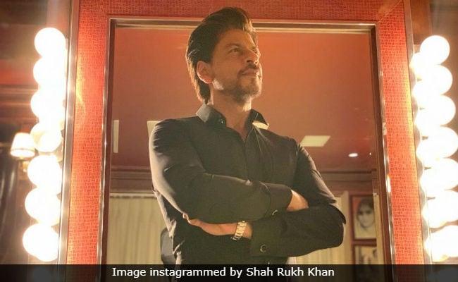 'Shah Rukh Khan Forever,' Tweeted Coldplay. Read SRK's Response