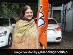 BJP Will Win Both Amethi And Wayanad, Says Maneka Gandhi