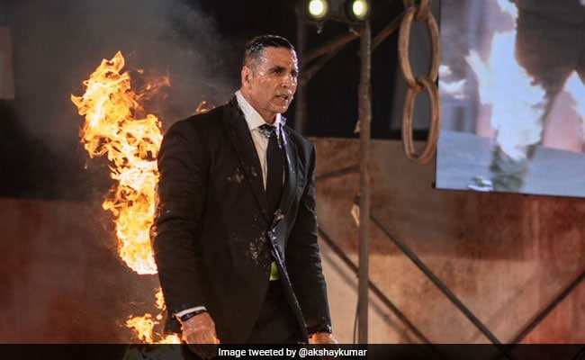 Akshay Kumar Shares A Secret About Digital Debut The End. (Hint: It Involves Aarav)