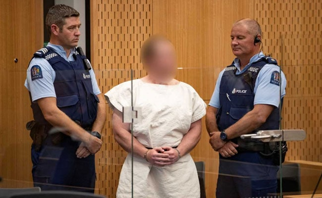 New Zealand mosque massacre suspect to face 50 counts of murder