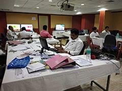 Lawyers, Techies Keep Round The Clock Vigil In DMK War Room In Chennai