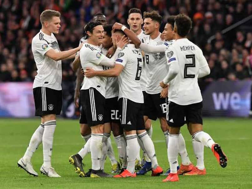 Euro 2020 Qualifier: New-Look Germany Edge Netherlands In Thriller As Croatia Stumble