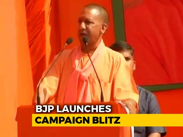 'Masood Azhar's Kin': Yogi Adityanath's Dig at UP Congress Candidate