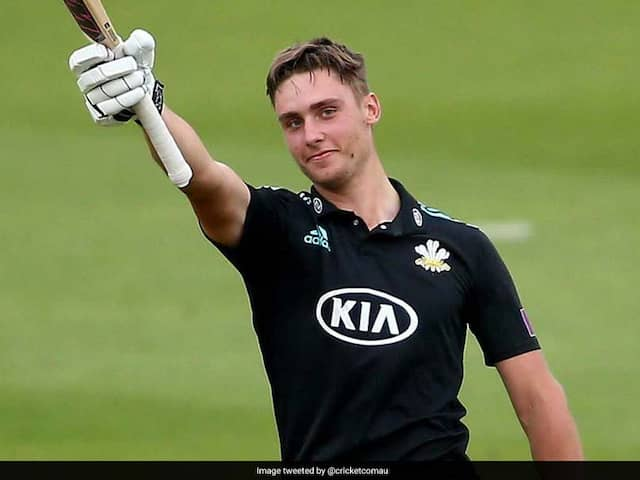 Watch: England Youngster Smashes 25-Ball Century, Six Sixes In An Over In T10 Match