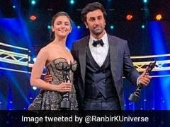 This Alia Bhatt-Ranbir Kapoor Filmfare Moment Made Neetu Kapoor 'Forget Stress'