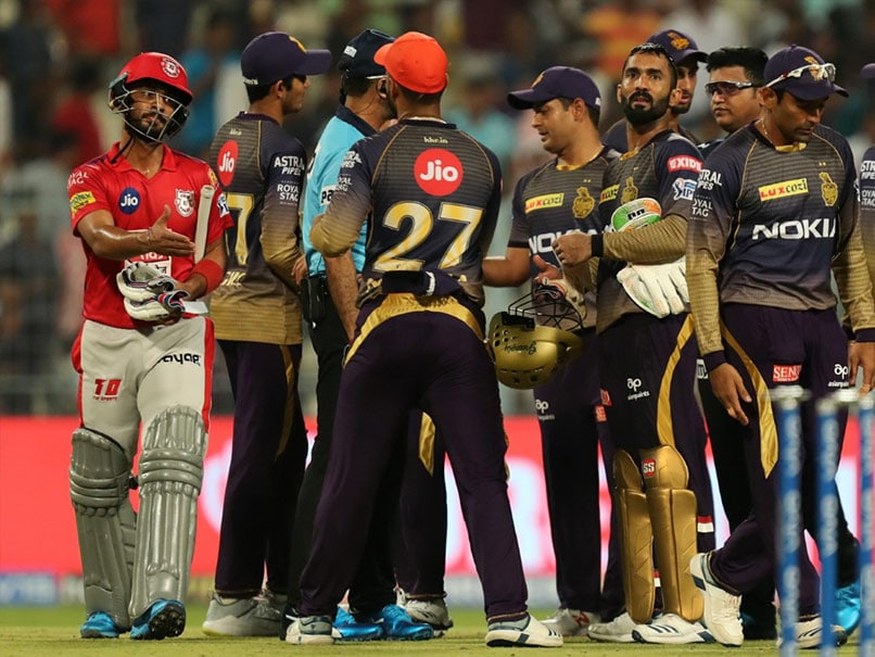 Andre Russell The Star Again As Kolkata Knight Riders Beat Kings XI Punjab By 28 Runs