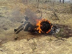 Air Force's MiG-27 Fighter Jet Crashes In Rajasthan, Pilot Ejects Safely