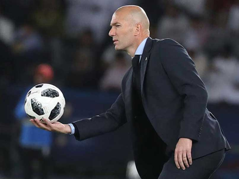 Zinedine Zidane Returns As Real Madrid coach, Replaces Santiago Solari