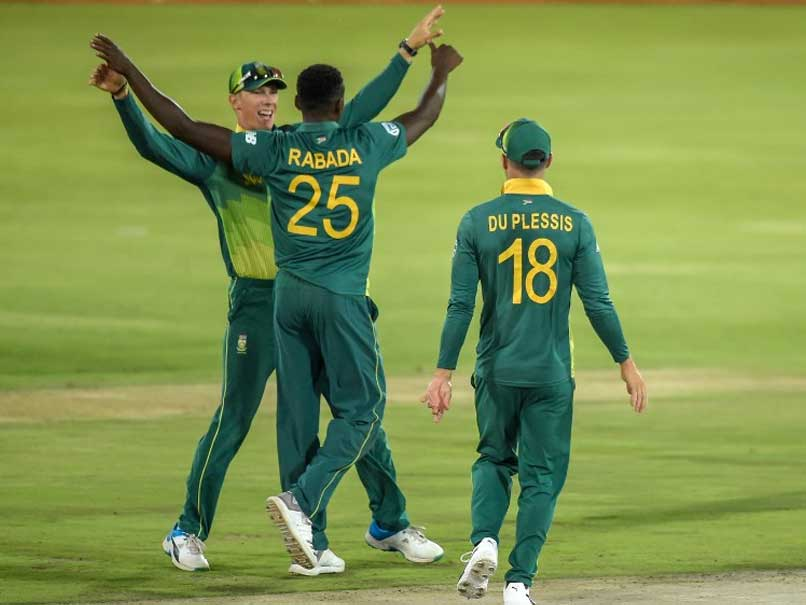 2nd ODI: Kagiso Rabada Steers South Africa To Victory Over Sri Lanka