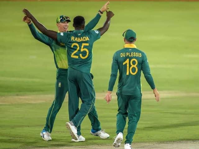 2nd ODI: Kagiso Rabada Steers South Africa To Victory Over Sri Lanka