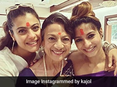 Holi 2019: Kajol And Madhuri Dixit, To Sara Ali Khan, Stars Post Wishes On Social Media