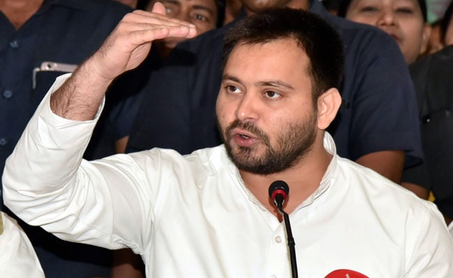 After BJP's Dussehra Boycott, Tejashwi Yadav's Googly To Bihar Coalition