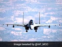 सुखोई विमान असम में तेजपुर के पास दुर्घटनाग्रस्त, दोनों पायलट सुरक्षित