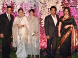 Video : From Rekha To Sachin, All The Stars At Akash Ambani-Shloka Mehta's Party