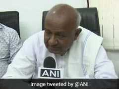 3 Generations Of Deve Gowda Family Are Poll Candidates; Some Tears And Complaints